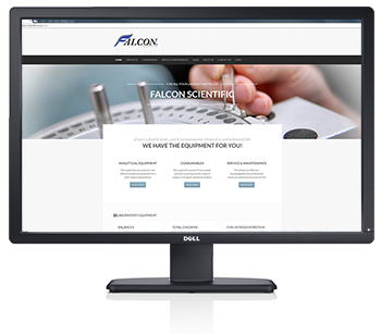 We Launch Our New Falcon Scientific Website
